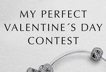 My Perfect Valentine's Day / how to have a perfect Valentine's Day #PANDORAvalentinescontest