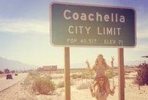 coachella ella~ ella~~ / take me to coachella