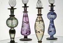 PERFUME BOTTLES / Pretty bottles
