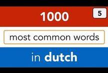 Aa taal / language / dutch