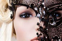 Masquerade / Behind a mask