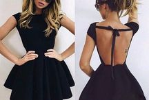 Little Black Dress / Every girl gotta have one!