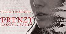 Frenzy / #YA #Vampire #Zombie #Romance #dystopian #novel #book  #FREE on #Kindle at: https://www.amazon.com/dp/B01BMV59NS  #FREE everywhere else at: Universal Link: https://www.books2read.com/u/b5M0PO