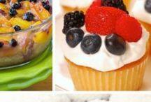 SNACKS SALUDABLES / Postres y snacks livianos en calorias