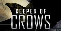 Keeper of Crows / #ParanormalRomance #FallenAngels #Purgatory  Dragged into Purgatory by soul traffickers, Carmen figures out she has bigger problems than that, problems that only the Keeper of Crows can guide her through.