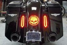 HARLEY DAVIDSON / Cool Ride