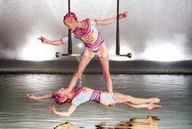 Cirque du soliel / Amazing circus