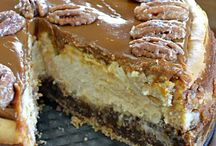Cheesecake / Delicious dessert