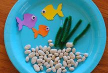 Crafts for Kids / Find awesome ideas to keep your young ones entertained productively and make inexpensive gifts for others.