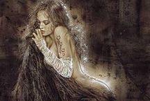Louis Royo Art / Beautiful artwork