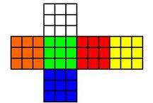 Aa rubic's cube / tetris