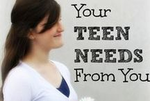 Parenting Teens / Got teens? Need help? I'm here for you. Follow this board for fresh ideas.