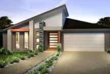 Single Storey Designs / We specialise in building homes in Sydney for growing families that want space and style. See some of our Single Storey Home Designs.