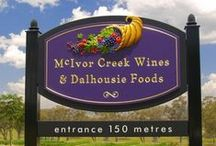 Winery Signs / Signs for wineries and vineyards