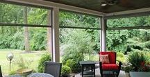 Screens for your Home / Retractable screens for your home openings: patio, lanai, door, garage, balcony, & more by Stoett Industries, Inc.