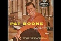 Pat Boone / A favourite since teen years! / by Glenda Barber