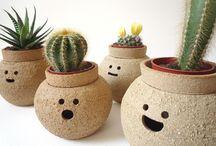 Funny pottery