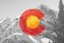 The Centennial State / Born and raised, we love Colorado so take a snapshot photo tour into our beautiful state and take a look for yourself!