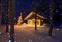 Winter Wonderland / Winter...the coziest season of all