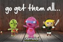 Voodoo Dolls / All nice 81 Voomates at a glance