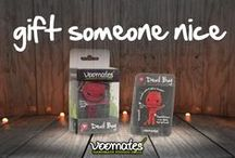 Gift-Packaging / Nicely stored Voodoo Doll in a neat graphic-style packaging. With magic trading inside!