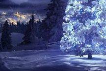 o snowy night