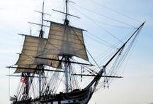 Eurooppalaisen merenkulun historia / Kertomus siitä, kuinka Eurooppalainen merenkulku on muuttunut vuosien varrella.