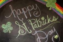 St. Patty's Day / All the celebrations of St. Patrick's Day!