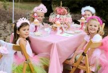 Les robes de Princesse / Parce qu'on a toutes l'ame d'une princesse qui sommeil en nous !