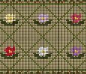 43 Mini embroidery
