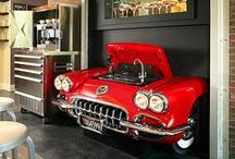 Ultimate Man Cave / Ideas for the ultimate man cave in the basement!