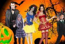 Halloween / Amis vampires et sorcières, c'est bientôt Halloween !