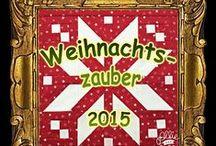 Adventkalender etc. / Nähen, Patchwork, Sticken