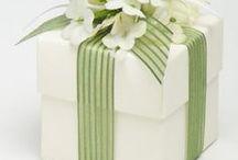 *** Ribbons, paper box, etc. / Flakes, pompom, sachets, paper box, ribbons, card holder,  etc.