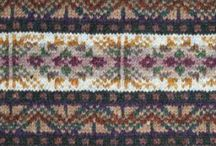 KNITTING: Nordic & Fair Isle style