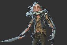 Character design 〠