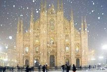 La mia meravigliosa Italia!...