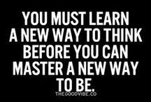 Words of wisdom, inspiration and psykology / ☁︎♥︎❤️♡☺︎☹⚓︎⚖☮⚐☯❤︎