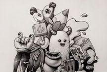 Doodle art ✍✒︎
