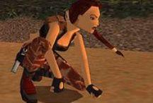 Lara Croft / Tomb Raider (рус. Расхитительница гробниц) — серия компьютерных и видеоигр в жанре action-adventure, фильмов, комиксов и книг, рассказывающих о приключениях молодого британского археолога Лары Крофт.