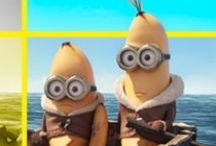 BANANAS / by Minions