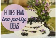 Equestrian Entertaining / Events, Holidays, Recipes for the Rider on the Go