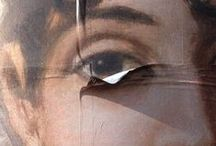 look into the soul / The face is the mirror of the mind, and eyes without speaking confess the secrets of the heart.