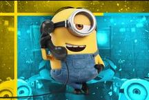 Minions Party Board / A board to get inspired and host your own Minion party!  / by Minions
