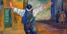 ART - Dance paintings