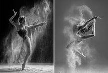 Powder Dance / Powder & Water Dance