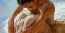 ART - Ballet Paintings