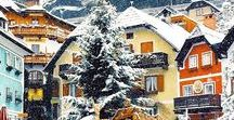 winter travel / #winter #travel #snow #wintertravel #cold