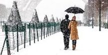 Walks in the snow / #winter #walk #walks #snow #cold #walking