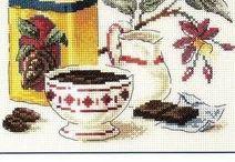*** Kitchen cross stitch